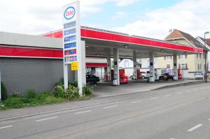 Esso Station Achern